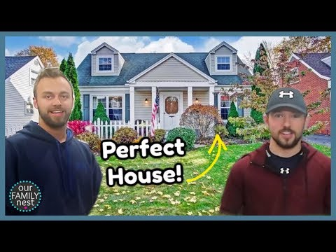 House Hunting! We Found the PERFECT HOUSE!