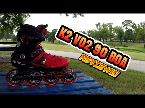#144 K2 VO2 90 BOA Review!!! (VLOG)(NARRATED)