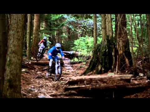 freeride films - Homage to 'Follow Me' by Anthill Films, one of the best mountain bike freeride films of a generation. Title track by Paul Barnes (PB101) - 