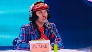 �Al aire Hassam inaugura su emisora Radio Pobre