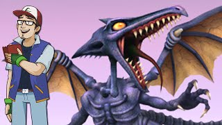 A small shout-out in Jwittz video about Ridley for Project M and Bagan's Ridley mod.