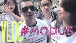 Video VLOG #MODUS - Rani Ramadhany, Reza Oktovian, Jovial da Lopez, Melayu MP3, 3GP, MP4, WEBM, AVI, FLV Juni 2018