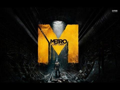 Metro: Last Light [2 концовки] RUS!