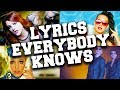 Download Lagu Top 50 Songs Everybody Knows The Lyrics To Mp3 Free