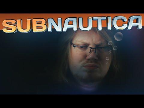Subnautica #24 - TOO DARK! (видео)