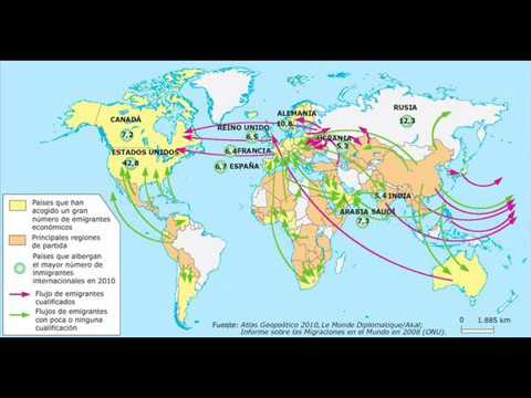 Migraciones hacia América, Guillermo Briceño