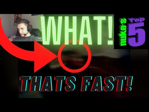 Nuke's Top 5 REACTION 5 Ghost Videos SO SCARY You'll Scream for Yo MAMA !