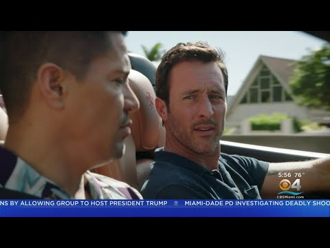 Much Anticipated Hawaii Five-O And Magnum PI Crossover