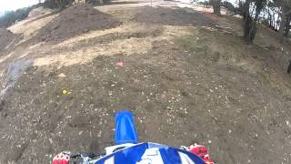7. YZ450F First ride!