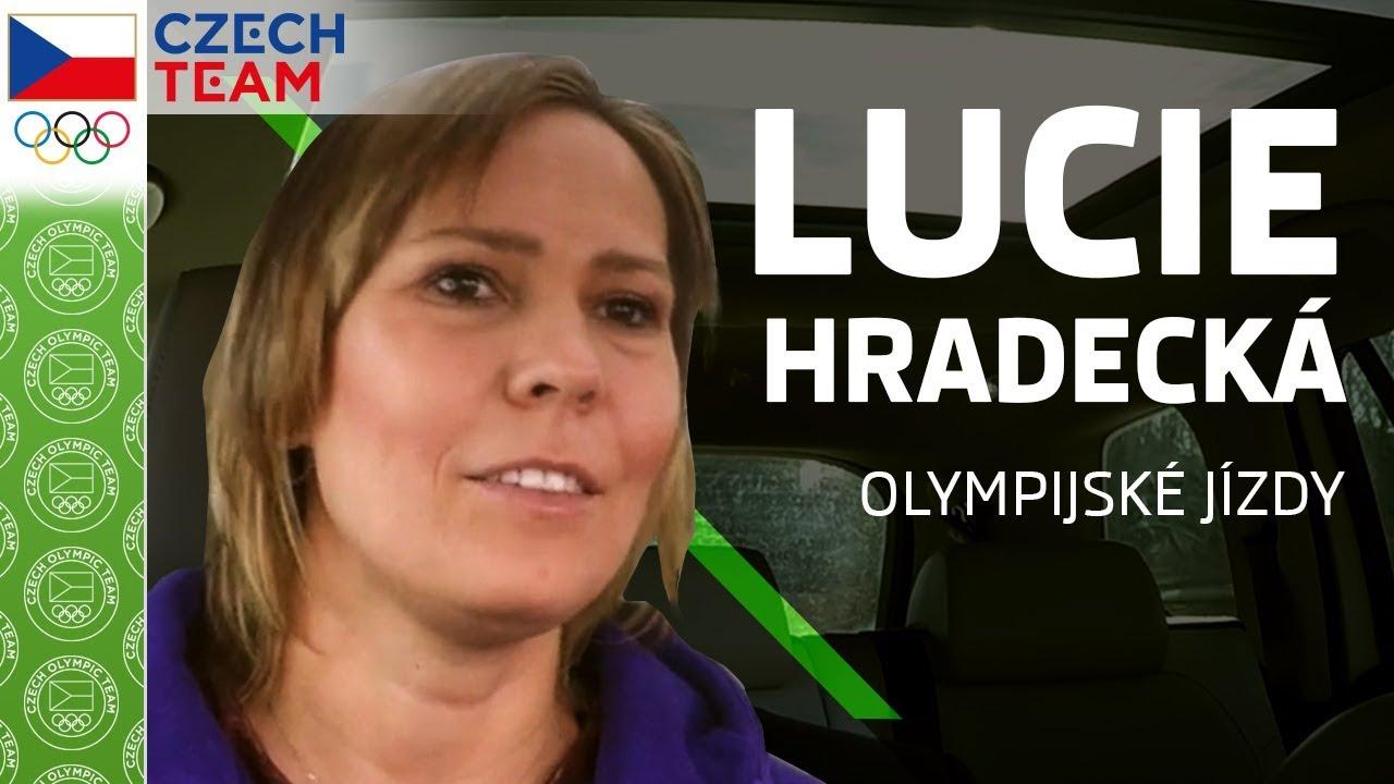 TAJEMSTVÍ TENISTEK: Kdo stojí za jejich úspěchy?   Lucie Hradecká hostem ŠKODA Olympijské jízdy