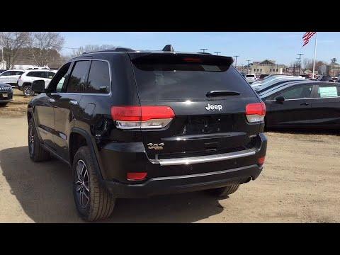 2018 Jeep Grand Cherokee Milford, Franklin, Worcester, Framingham MA, Providence, RI 18-526