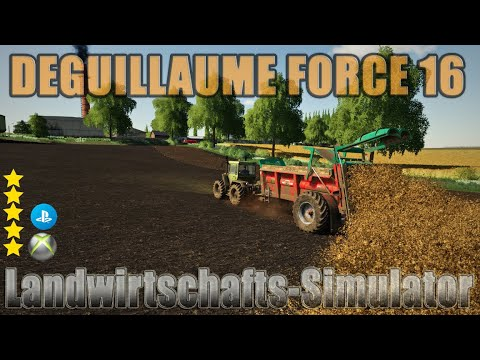 Deguillaume Force 16 v1.0.0.0
