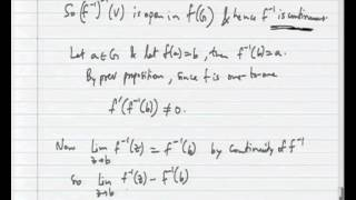 Mod-04 Lec-07 Open Mapping Theorem -- Part II