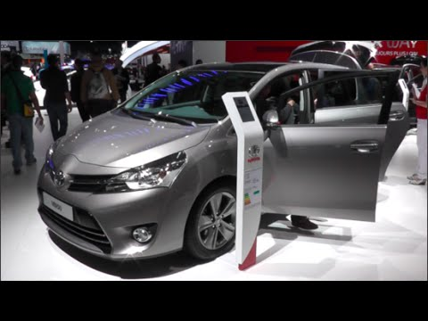 Toyota Verso 2015 In detail review walkaround Interior Exterior