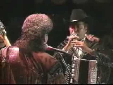 Los Tigres Del Norte Pedro Y Pablo En Vivo 1991