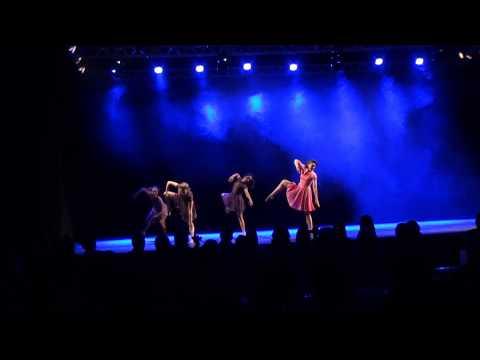 Mostra internacional de Dança em Capinzal-SC -  grupo fernando lima