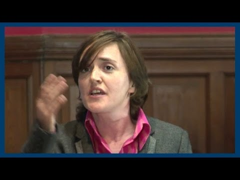oxford - Anne-Marie Waters gives her argument against Islam being a peaceful religion. SUBSCRIBE for more speakers ▻ http://is.gd/OxfordUnion FOLLOW Anne-Marie Waters...