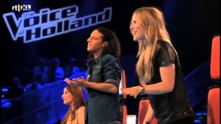 Julia V D Toorn Live With Two Songs On The Voice Sept 6 2013