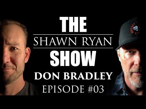 Shawn Ryan Show #003 Don Bradley A.K.A.Headshot Don