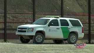 Vigilancia en la frontera- Noticias 62  - Thumbnail