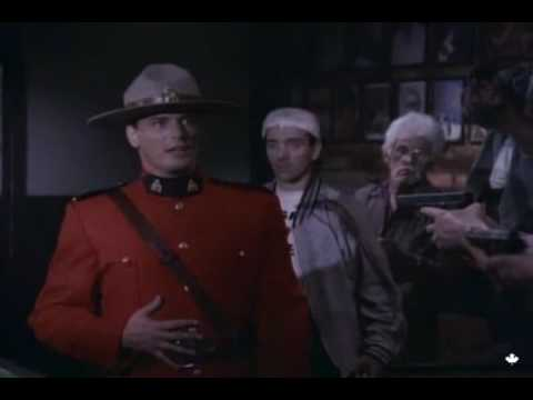 Due South - The Mountie Song Revisited (видео)