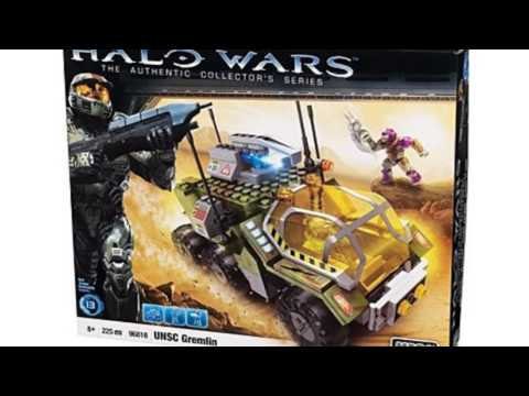 Video Cool product video released on YouTube for the Halo Wars Unsc Gremlin