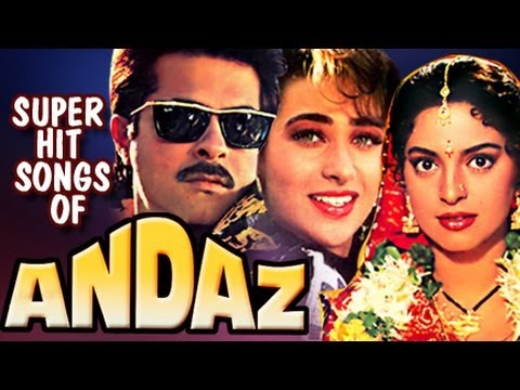 Video Andaz: All Songs Collection download in MP3, 3GP, MP4, WEBM, AVI, FLV January 2017