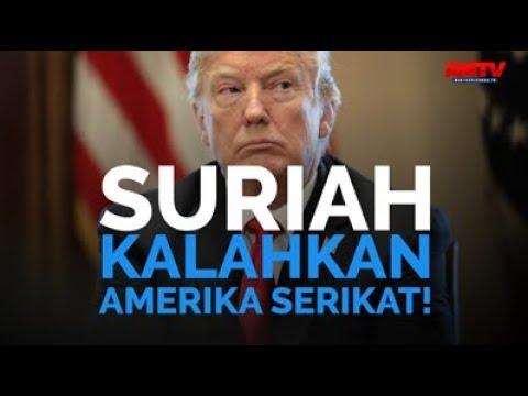 Suriah Kalahkan Amerika Serikat!