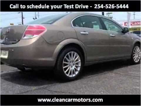 2007 Saturn Aura Used Cars Killeen TX