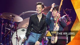 The Killers - This Charming Man (feat. Johnny Marr) (Glastonbury 2019) | VERY STRONG LANGUAGE