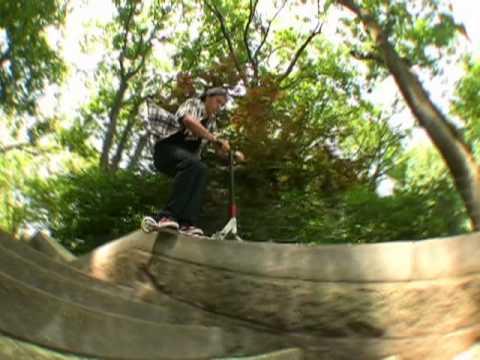Jon Reyes - PROTO Scooters - Catalyst 2010