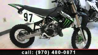 1. 2009 Kawasaki KX85 Monster Energy - Fort Collins Motorsport