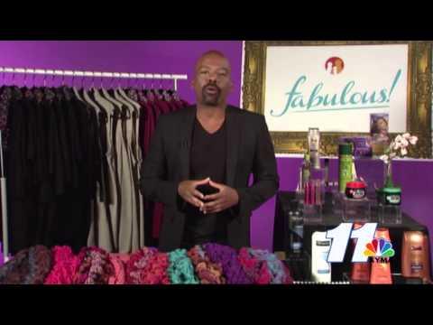 Celebrity stylist Lloyd Boston shares Family Dollar fashion line