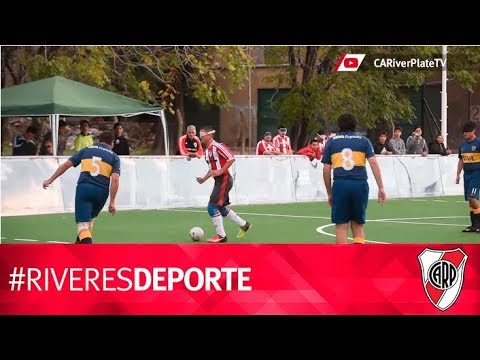 Resumen Polideportivo (10/08/2018)