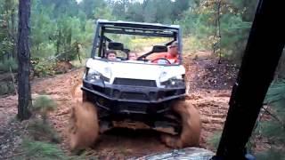 8. 2015 Polaris 570 Ranger muddin
