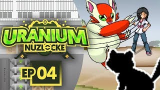 OUR FIRST GYM AND SHINY EVOLUTION! Pokemon Uranium Nuzlocke Let's Play w/ aDrive! Episode 04 by aDrive