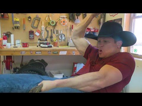 Meet Tanner Aus, One Of Minnesota's 'Die-Hard' Cowboys