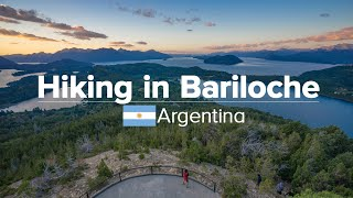 On our first stop in Patagonia we spent a good 2 weeks in Argentina to explore great hikes and Things to do in Bariloche in...