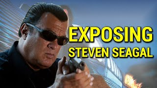 Video Exposing Steven Seagal - The Great Pretender MP3, 3GP, MP4, WEBM, AVI, FLV Juni 2019