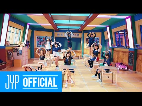 TWICE改寫南韓女團專輯首週銷量紀錄[影]