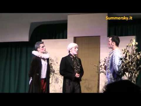 Ischia Teatro Festival - George Dandin farsa del contadino raggirato - Seconda Parte