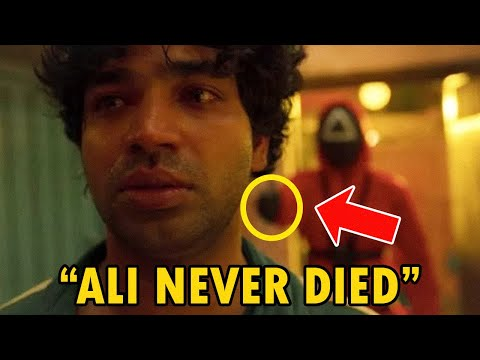 SHOCKING Theory on How Ali Is STILL ALIVE In Squid Game!
