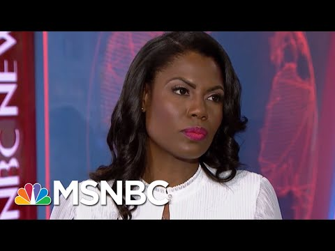 Omarosa Says New Tape Proves Team President Trump Tried To Buy Her Off   The 11th Hour   MSNBC