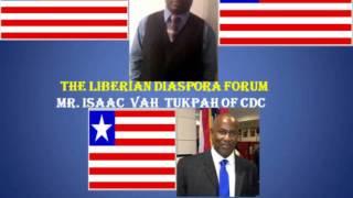 LIBERIAN DIASPORA FORUM with Isaac Tukpah