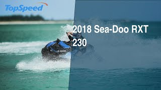10. 2018 Sea-Doo RXT 230