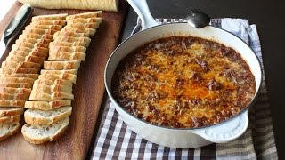 Sloppy Dip - How to Make a Hot Sloppy Joe Dip - A Super Bowl of Dip Recipe by Food Wishes
