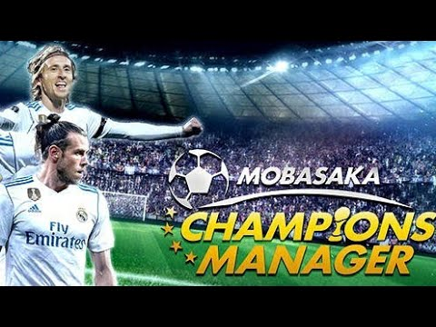 Champions Manager Mobasaka Android Gameplay