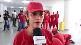 Conheça o projeto Bombeiro Mirim em Paripe