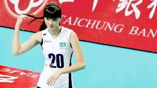 Mesmerise fans across Southeast Asia *(^_^)/* The 17th Asian Women's U19 Volleyball Championship. Taipei University...