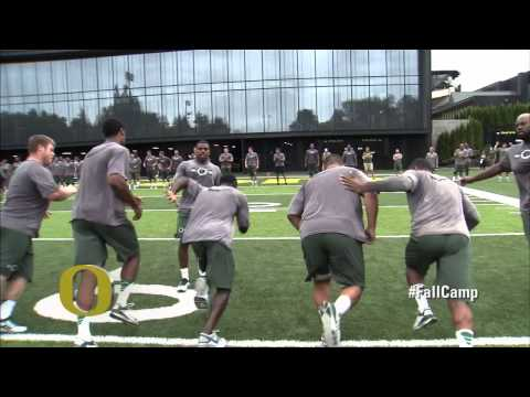 oregon - Follow Oregon Duck Football through their fall camp as they prepare for the 2013 season. The camera lens gives you behind-the-scenes insider access as if you...